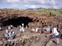 Пещера Куэва-де-лос-Вердос