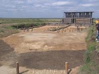 Городище бронзового века (около 4 тыс. лет назад), которое было открыто археологами в 1987 г.