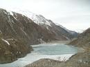 Транс Кавказская магистраль. Недалеко от границы с РЮО.Высота 3400 метров над уровнем моря