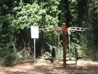 тренажеры в Parco La Capanna