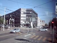 После обеда едем в центр Базеля