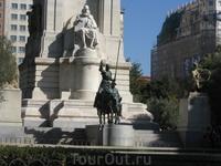 Памятник АВТОРУ и его героям.