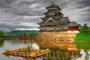 Поэтичный и воинственный замок Мацумото