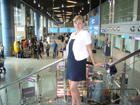 старый аэропорт Владивостока