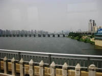 Мост через реку Ханган