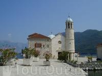Церковь Богородицы Утеса