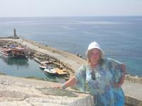 Вид на бухту в Кирении