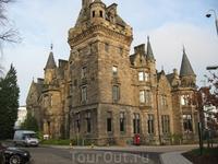 Общежитие Эдинбургского университета