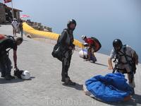 Paragliding 14.08.2010 Ölüdeniz-Turkey