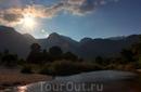 Турция, Бельдиби - горное ущелье, заброшенные отели