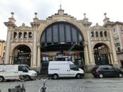El Mercado Central de Zaragoza (центральный рынок Сарагосы) был построен в 1903 году на месте традиционного рынка под открытым небом, который располагался ...
