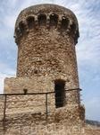 Башня крепости