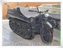 Лёгкий полугусеничный транспортёр Kettenkraftrad НК-101 (SdKfz 2). Он был создан в 1940 году немецкой фирмой NSU. Машина предназначалась для повышения ...