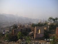 Каир - город контрастов...
