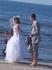 свадьба на взморье.