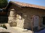 Церковь Святого Спаса. построена в XVII в. В то время Несебр, как и вся Болгария находился под османским рабством. Турки ввели новые правила строительства ...