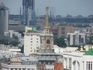 Шпиль городской администрации.