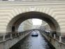 Эрмитажная арка Зимней канавки.