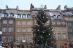 Рождественская ёлочка на Рыночной площади