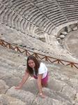 Античный театр в Иерополисе. Представления там идут до сих пор.
