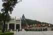 Площадь перед статуей Большого Будды