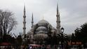 Красавица-Голубая мечеть,Стамбул