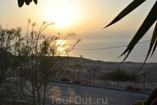 Мёртвое море, Эйн-Геди, утро...