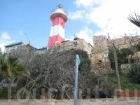маяк в Яффо