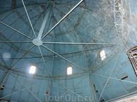 А это купол изнутри