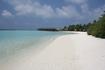Наш пляж, западная сторона острова