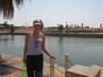 священное озеро на территории Храма