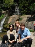 в Софиевке потрясающие водопады