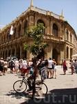 Лоджия - место встреч и отдыха венецианских аристократов.
