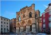 Кафедральный Собор в Куэнке-Великолепный средневековый храм несет на себе отпечаток римского происхождения, хотя и выполнен в готическом стиле. Куэнка ...