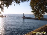 Старый Венецианский маяк.