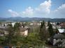 Вид на ТТ с балкона гостиницы