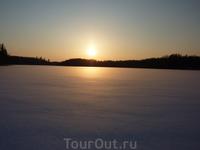Февраль 2012г. Снежное безмолвие.