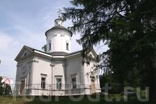 Церковь Рождества Богородицы в Марфино.