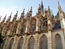 Готическая архитектура Собора Святой Варвары