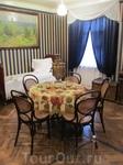 Обстановка комнат во флигеле, где жили С.В. и Н.А.Рахманиновы с дочерьми и няней детей.
