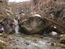 Медовые водопады. водопады Мельница и Секретный (справа)