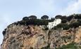 Амальфи, вид с моря, -  хорошее место для домика нашли, да и вид оттуда супер.