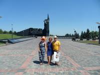 Мемориал освободителям Донбасса