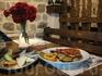 Село Прчань, пригород Котора. Овощи на гриле и негушский сыр. Самая вспоминаемая еда за всю поездку. несмотря на то,что простая.