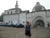 Троицкий Данилов монастырь.