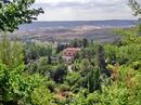 Гостевой дом La Fuensanta находится немного в стороне от трассы, ведущей на Куэнку, и от поселка Horche, который стоит высоко на горе.
