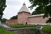Быть в Смоленске и не увидеть крепостную стену - все равно, что приехать к нам в Калининград и пропустить Музей янтаря
