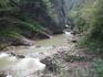 Гуамское ущелье, вся красота воды