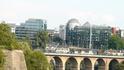Вид на старую часть города