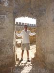 крепость Frangokastelo